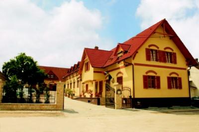 Borhotel Villány - Hotel Ermitage