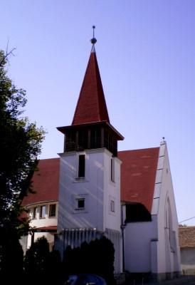 Villány látnivalói - Református templom