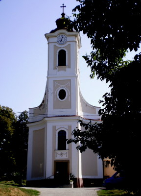 Villány látnivalói - Római Katolikus templom