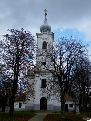 Villány látnivalói - Szent Imre templom