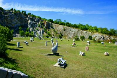 Villány látnivalói - Szoborpark